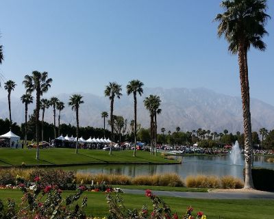 TWO MASTER SUITE CONDO ON DESERT PRINCESS GOLF RESORT - Cathedral City