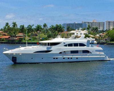 2010 127' Iag Motor Yacht
