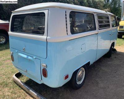 1970 VW Westfalia Weekender