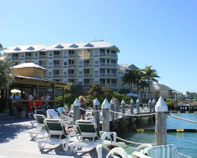RARE 3BR Galleon Suite Marina+Beach+Sauna+Pools+Gym+BBQ in Old Town Key West!! - Historic Seaport