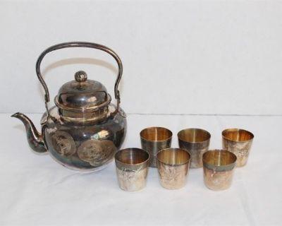 ezDownsizing.com~ Mid Century Modern, Sterling Silver & Orientalia in Ashburn