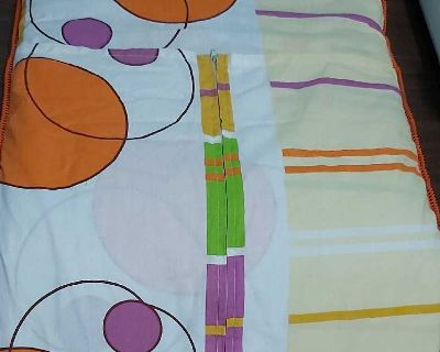 Baby Bed and Bed Cover's