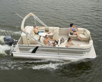 2021 Starcraft EX 20 C Pontoon Boats Lagrange, GA