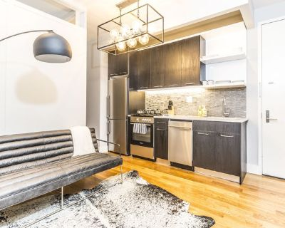 Glamorous East Williamsburg home with fitness cent