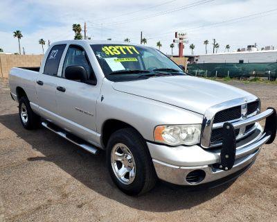 """Used 2005 Dodge Ram 1500 4dr Quad Cab 140.5"""" WB SLT"""