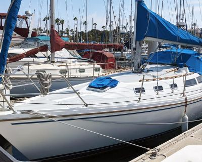 1993 Catalina 34