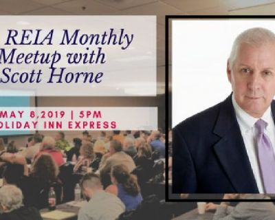 713 REIA's Massive Monthly Meetup with Scott Horne!!!