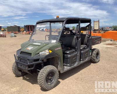 2017 Polaris Ranger Diesel Utility Vehicle