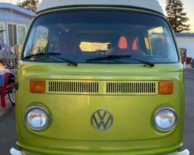 1976 Westfalia Camper Van. Real head turner!