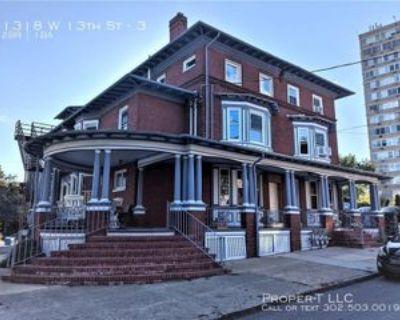 1318 W 13th St #3, Wilmington, DE 19806 2 Bedroom Apartment