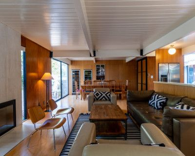 Mid-Century Modern Setting in the Heart of Silicon Valley, Sunnyvale, CA
