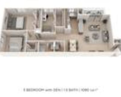 Princeton Estates Apartment Homes - Three Bedroom 1.5 Bath
