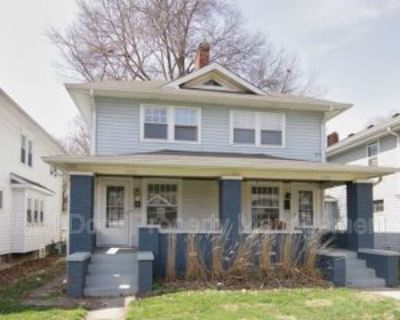 4704 N College Ave, Indianapolis, IN 46205 3 Bedroom Apartment
