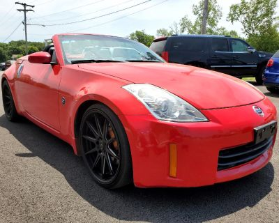 2008 Nissan 350Z 2dr Roadster Auto Grand Touring
