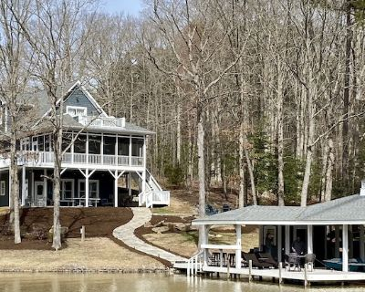 IN A COVE W/MAIN LAKE VIEW, TOWELS/LINENS, NEW DECOR, LOTS OF EXTRAS-A MUST SEE! - Henrico