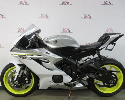 2017 Yamaha YZF-R6 Supersport Sanford, FL