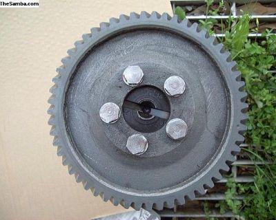Porsche 914-4 Web Cam For Carburetors