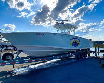 2011 Cape Horn 36OS