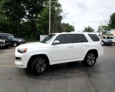 Used 2020 Toyota 4Runner Limited 4WD