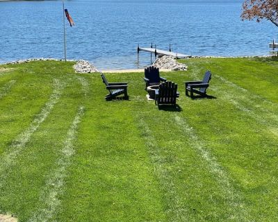 Beautiful Lakefront Cottage-Perfect for Family Vacation or Relaxing Getaway - Gladwin