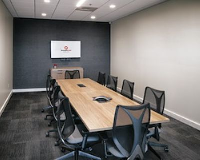 Private Meeting Room for 12 at Serendipity Labs - Seneca One Tower