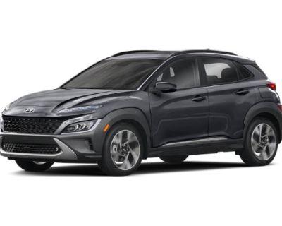 New 2022 Hyundai Kona SEL FWD Sport Utility