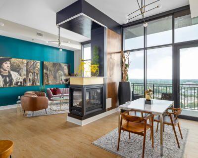 Alluringly Extravagant Buckhead Penthouse, Atlanta, GA