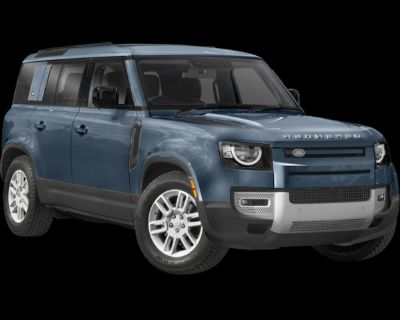 New 2022 Land Rover Defender 110 X-Dynamic SE 4WD 4D Sport Utility