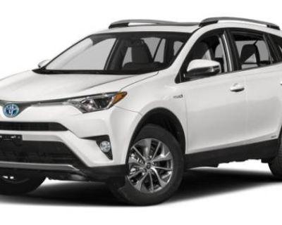 2018 Toyota RAV4 Hybrid LE