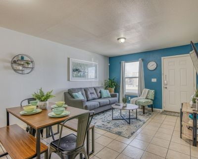 BY FORT BLISS: 2 KING BEDS, FAST WIFI, FULL BATH, LAUNDRY - El Paso