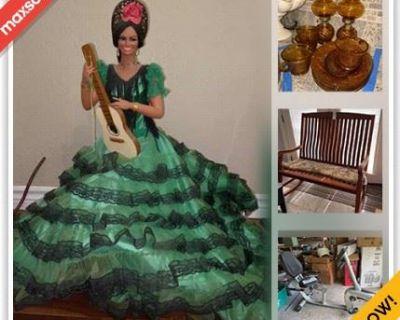 Santa Fe Moving Online Auction - Avenue G