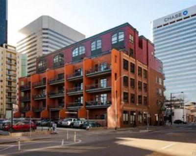 1800 Lawrence St #203, Denver, CO 80202 1 Bedroom Condo