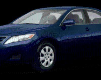 2010 Toyota Camry LE I4 Automatic