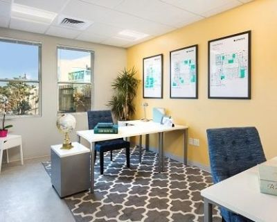 """Private office for 1-2 people ALL INCLUSIVE at """"10100 Venice Blvd Culver City United States"""""""