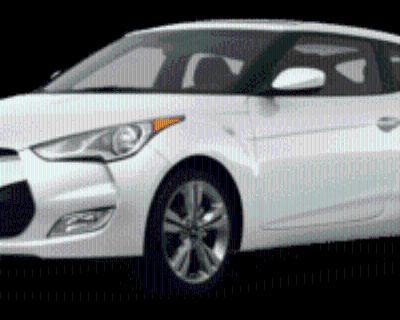 2012 Hyundai Veloster Base with Gray Interior Manual