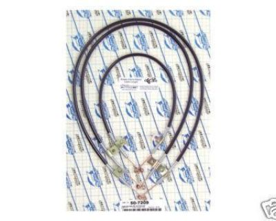 Cable Set, All W/ Heater Only 1967-68 Chevy Truck [50-7209]