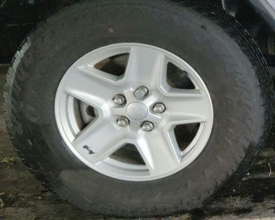 Kansas - FREE 4 Sport wheels and tires w/TPMS