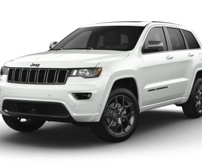 New 2021 JEEP Grand Cherokee 80th Anniversary Edition With Navigation
