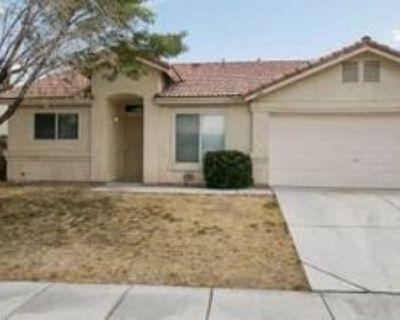 645 Delorean Dr, North Las Vegas, NV 89081 2 Bedroom House