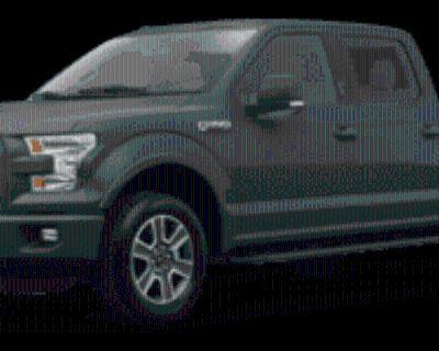 2018 Ford F-150 XLT SuperCrew 5.5' Box 4WD