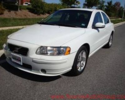 2007 Volvo S60 2.5L Turbo Automatic AWD