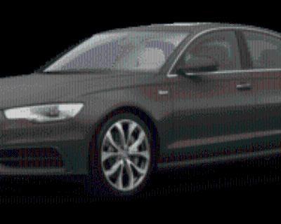 2015 Audi A6 Premium Plus Sedan 3.0T quattro Automatic