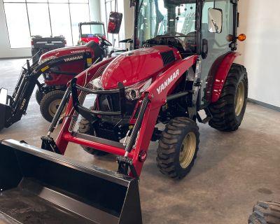 2021 Yanmar YT235VXHIC-TL Compact Tractors Rothschild, WI