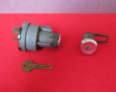 1959 and 1961 Olds Ignition Switch and Lock Cylinder