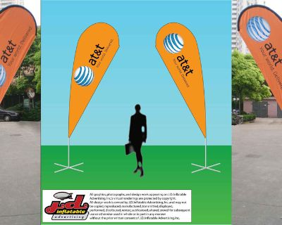 Top Distributor of Flying promo and Roll-up Banners