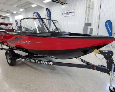 2021 Crestliner 1750 SUPER HAWK WT Aluminum Fish Boats Kaukauna, WI