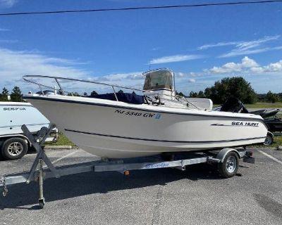 2004 Sea Hunt Triton 186
