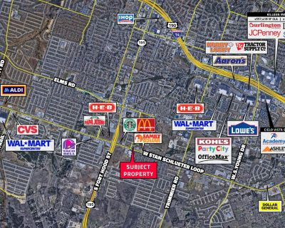 7.9% CAP 93% Occ 28,263 SF 2.45 AC Shopping Center