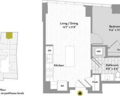 665 Washington St #1108, Boston, MA 02111 1 Bedroom Apartment