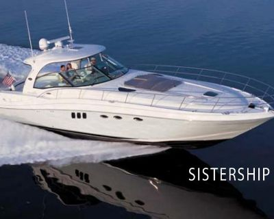 2007 Sea Ray 52 Sundancer